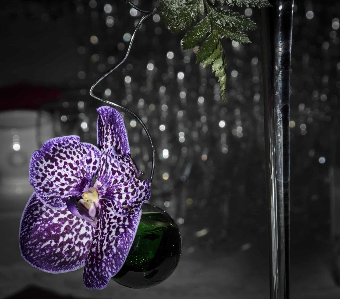 decoration-mariage-carre-roses-bordeaux