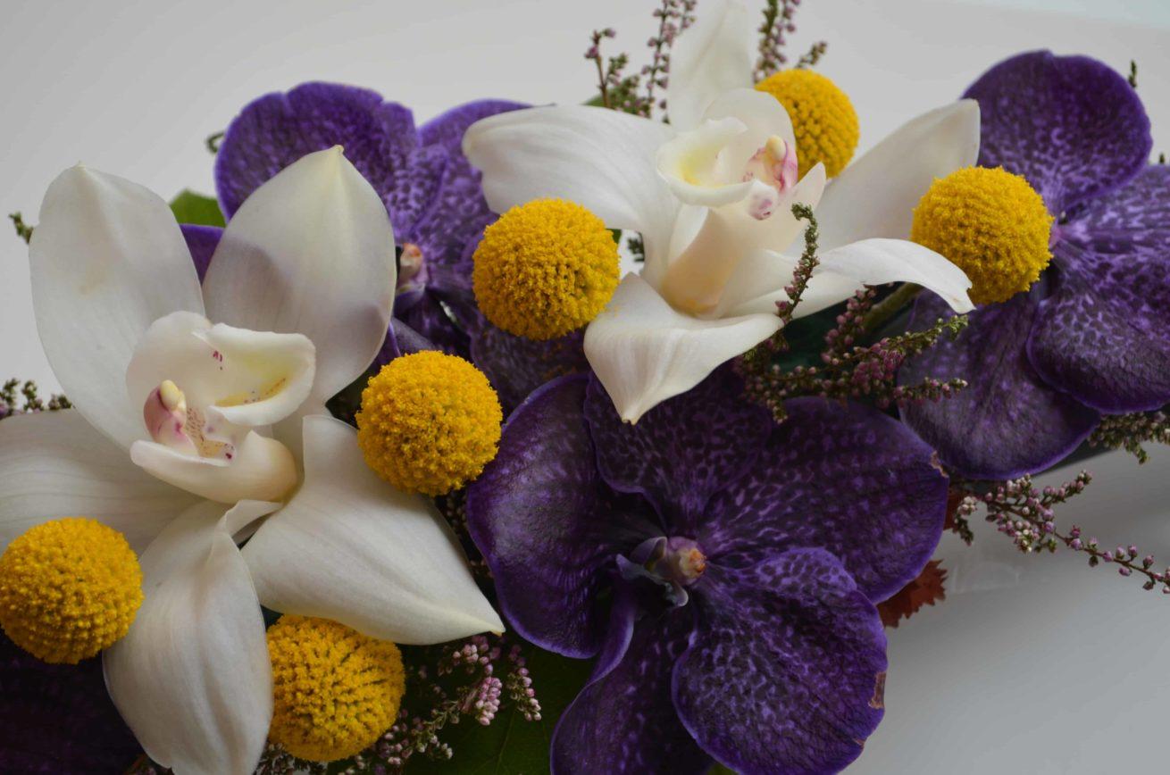 Décoration pour mariage chez Carré Roses à Bordeaux