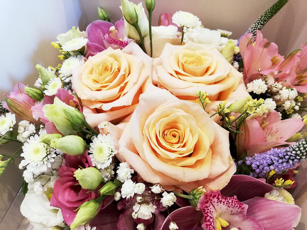 Le Carré Roses