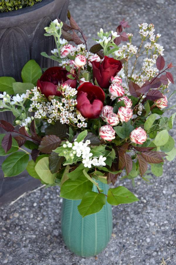 bouquet fleurs fleuriste bordeaux bègles