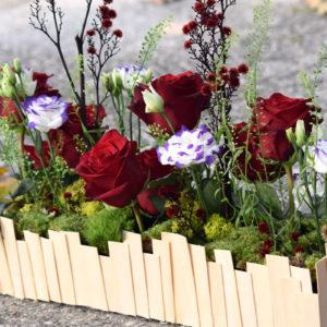 jardin miniature fleurs
